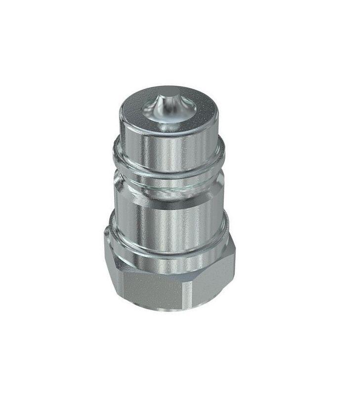 ADAPTADOR ENCHUFE ISO-7241-A INOX