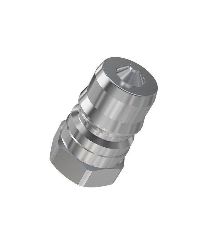 ADAPTADOR ENCHUFE ISO-7241-B INOX