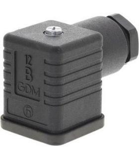 CONECTOR RECTIFICADOR DIN-43650-A