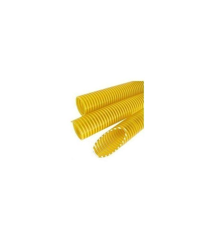 MANGUERA PVC CON ESPIRAL PVC 50 mt